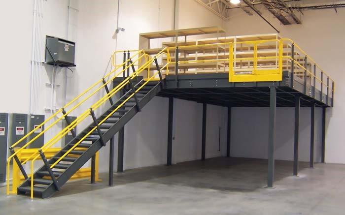 structural-steel-mezzanine